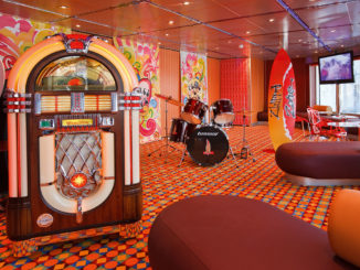 Musikfestival im 50's Style an Bord der Costa Pacifica